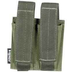 Sumka na 2 pistolové zásobníky ZELENÁ - zvìtšit obrázek