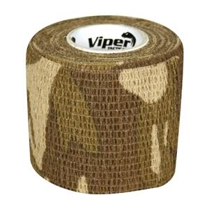 Páska 4,5 m x 50 mm omotávací VCAM DESERT