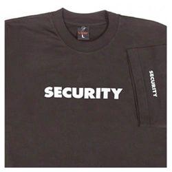 doprodej Triko SECURITY ÈERNÉ