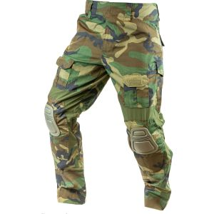 Kalhoty taktické ELITE GEN2 WOODLAND