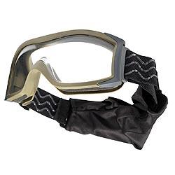Brýle taktické BOLLE X-1000 SAND
