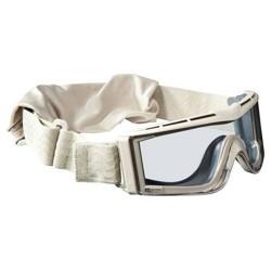 Brýle taktické BOLLE X-810 PÍSKOVÁ - ÈIRÉ SKLO - zvìtšit obrázek
