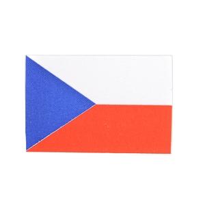 n/a Samolepka vlajka ÈESKÁ REPUBLIKA